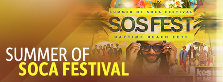 Summer of Soca Festival