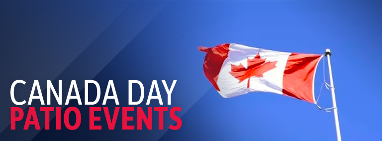 Canada Day Long Weekend Events