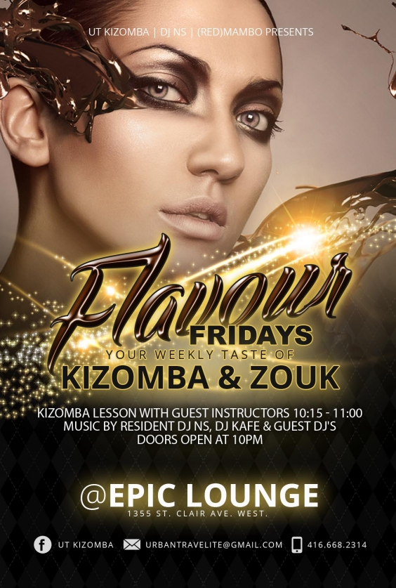 Flavour Fridays A Taste of Kizomba and Zouk