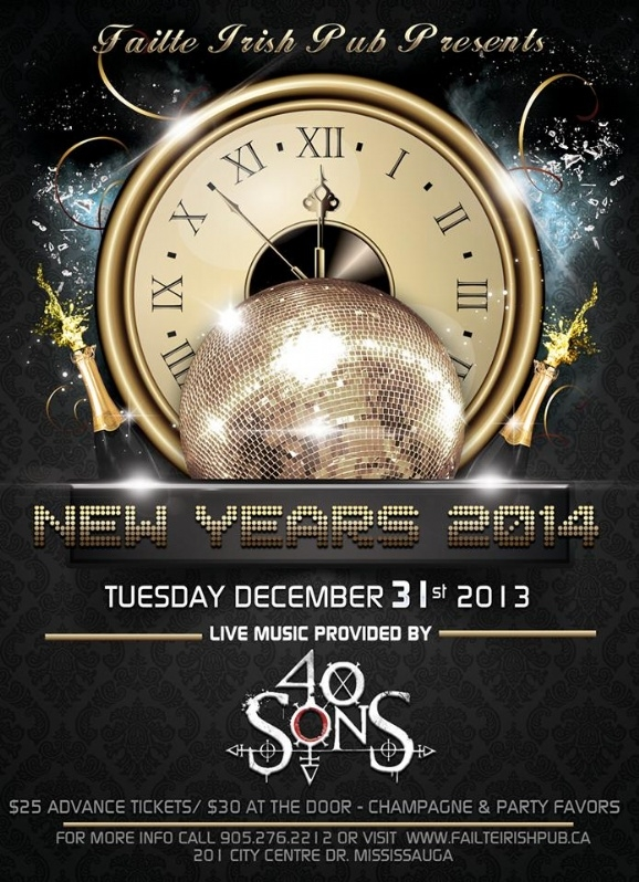 Bars New Years Eve