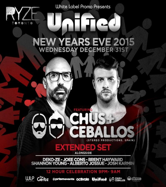 Unified New Years Eve