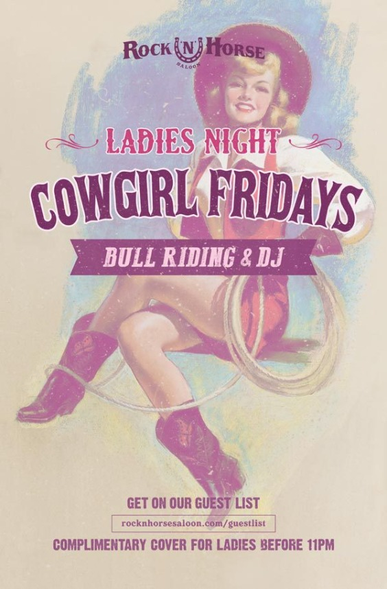 Cowgirl Fridays