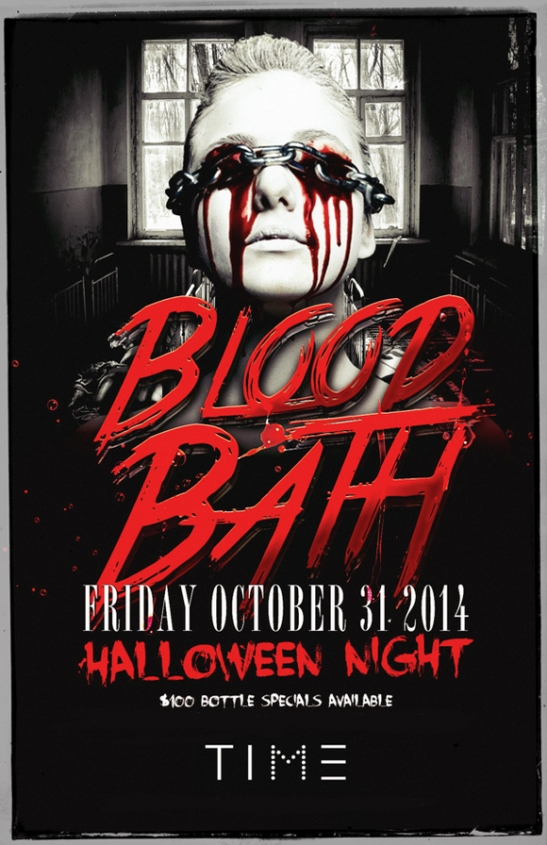 BLOOD BATH!