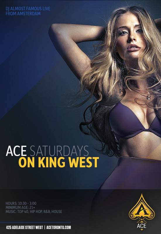 Ace Saturdays