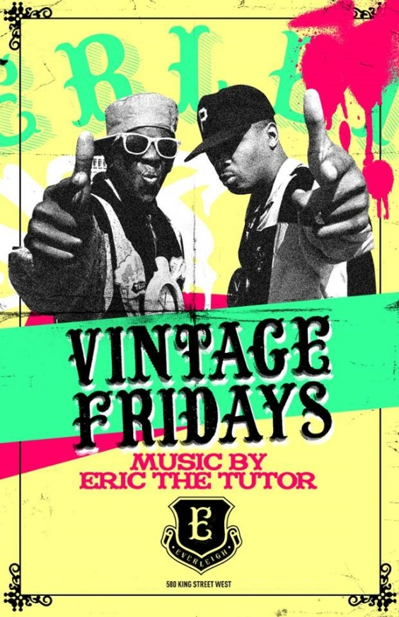 Vintage Friday - Classic Hip Hop
