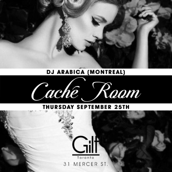 Cache Room at Gilt