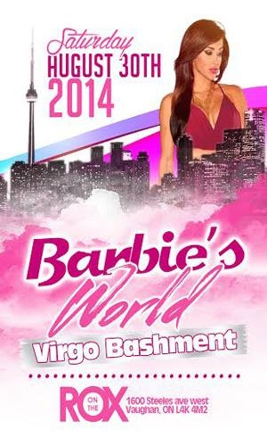 Barbies World@ On the rox