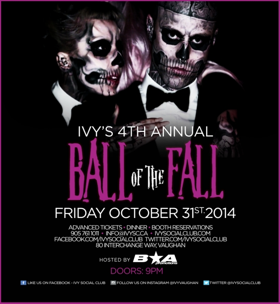 The 4th Annual Ball of the Fall