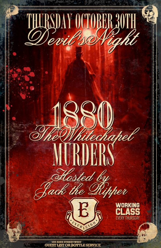 The Whitechapel Murders