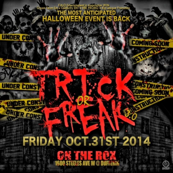 Trick OR Freak 3.0