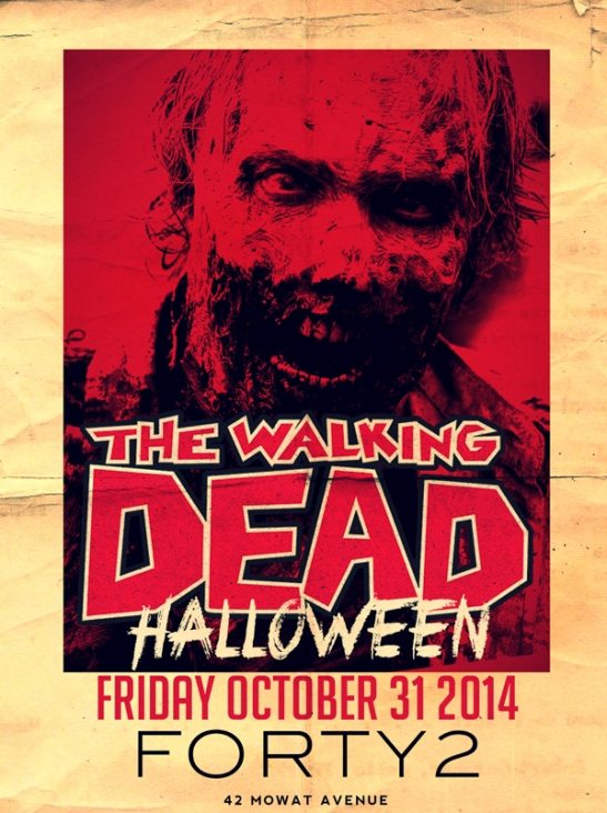 The Walking Dead Halloween