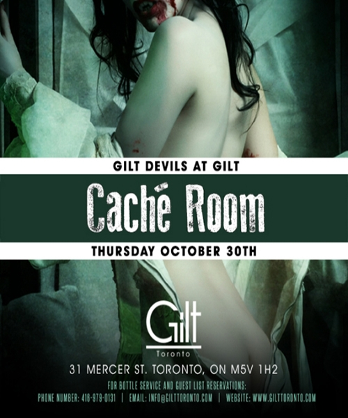 Devil's Night at Gilt #Thursday #PreHalloween