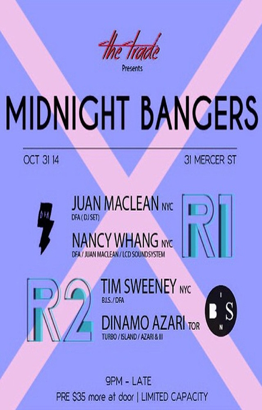 The Trade Presents: Midnight Bangers