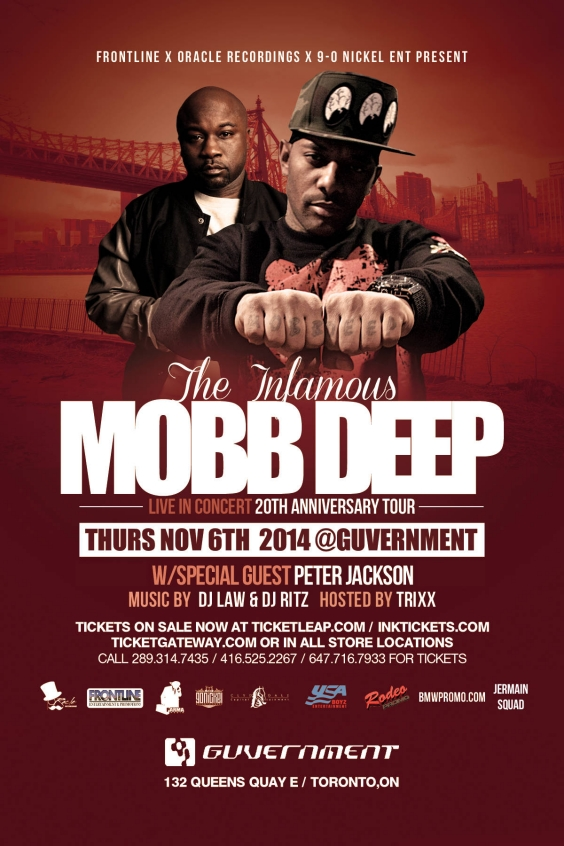 MOBB DEEP LIVE IN CONCERT