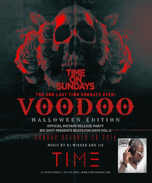 Time on Sundays - VOODOO