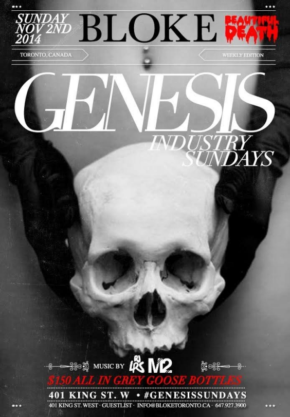 Beautiful Death - GENESIS Sundays