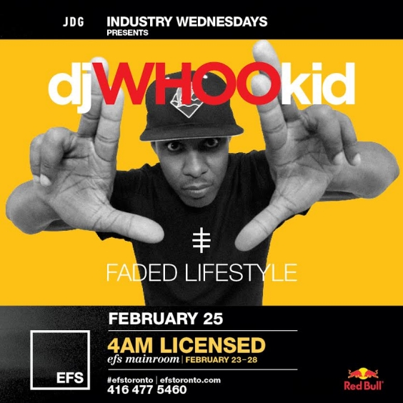 EFS Mainroom Presents Industry Wednesdays