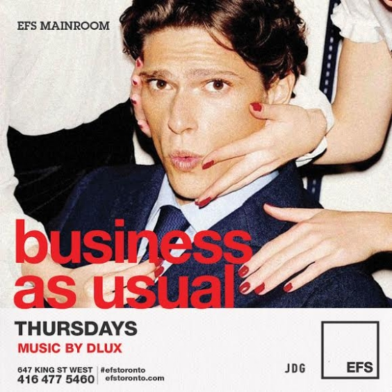 EFS Mainroom presents #EFSThursdays
