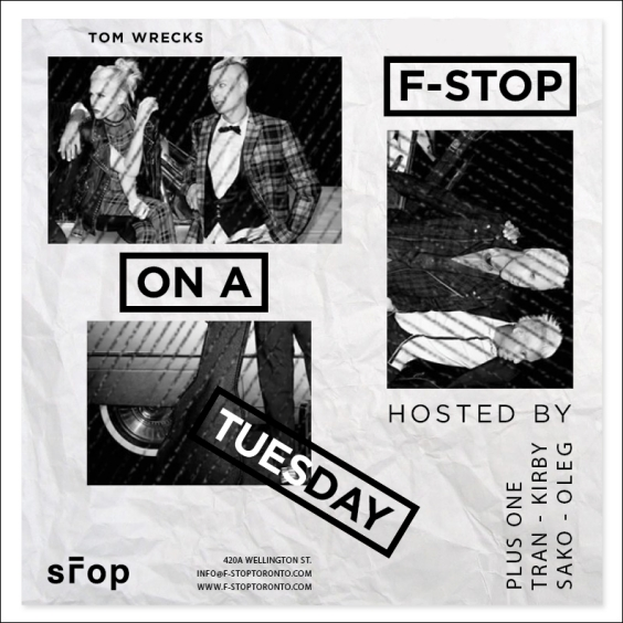 F Stop Tuesdays
