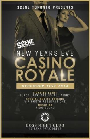 Casino royale toronto www casino getminted
