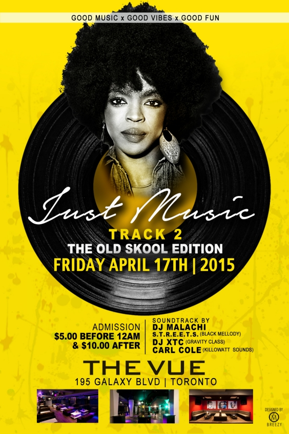 Just Music - The Old Skool Edition