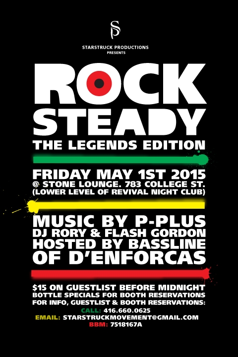 Rock Steady Legends Edition