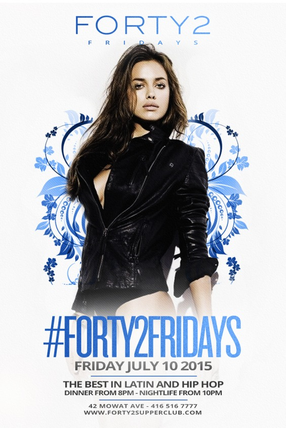 #FORTY2FRIDAYS