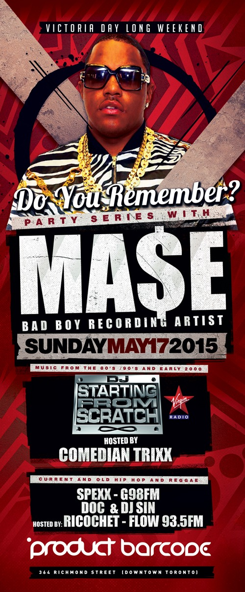 BAD BOY RECORDS MASE FT DJ STARTING FROM SCRATCH