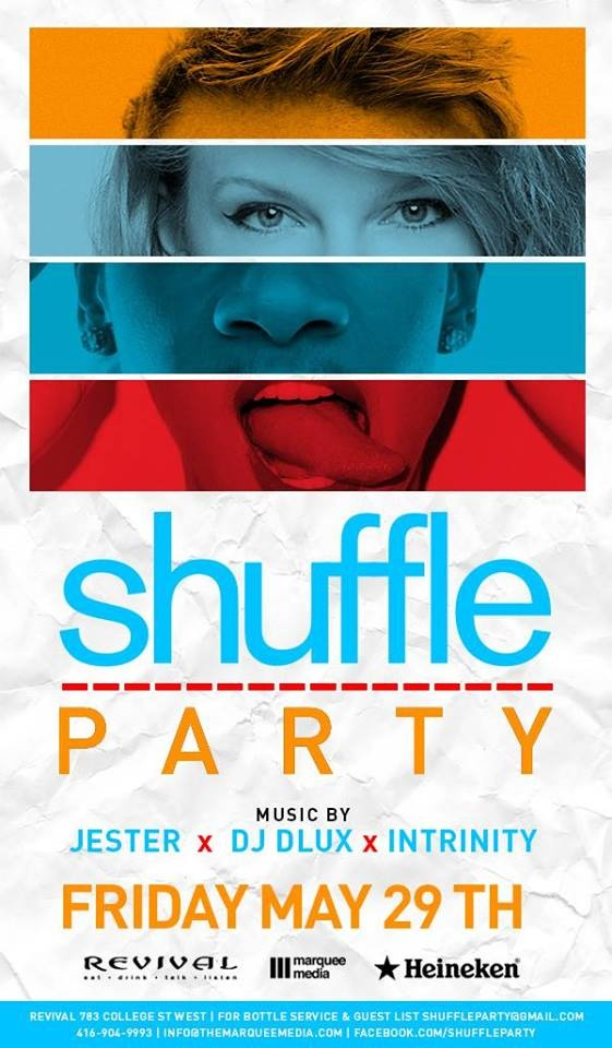 SHUFFLE PARTY