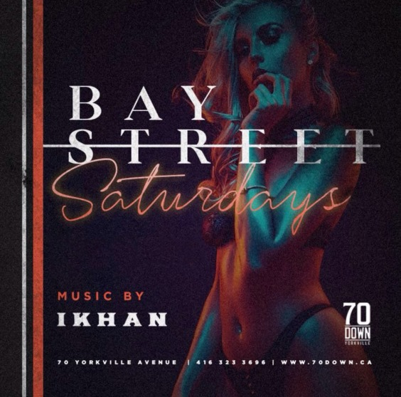 Bay Street Saturdays