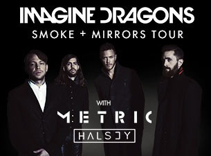 Imagine Dragons | Smoke + Mirrors Tour