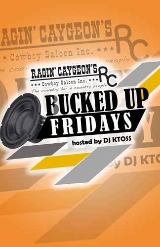 Bucked Up Fridays