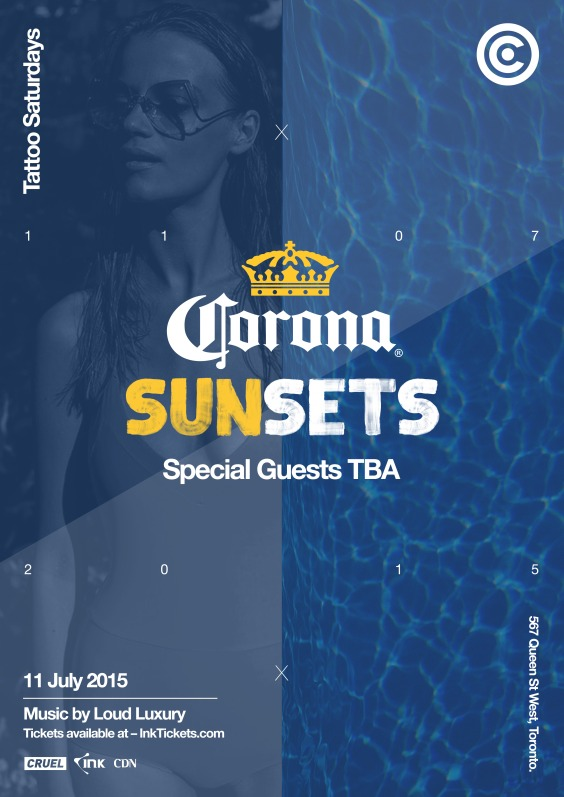 Corona Sunsets Afterparty