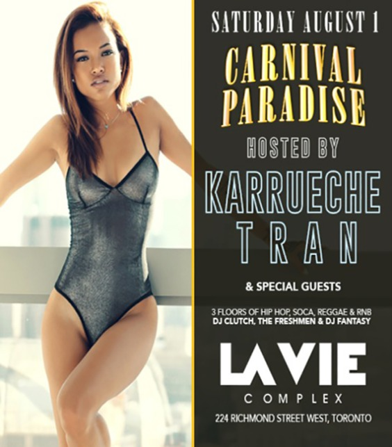Paradise: Hosted by Karrueche Tran