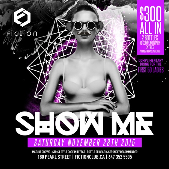 Show Me Saturdays - November 28th