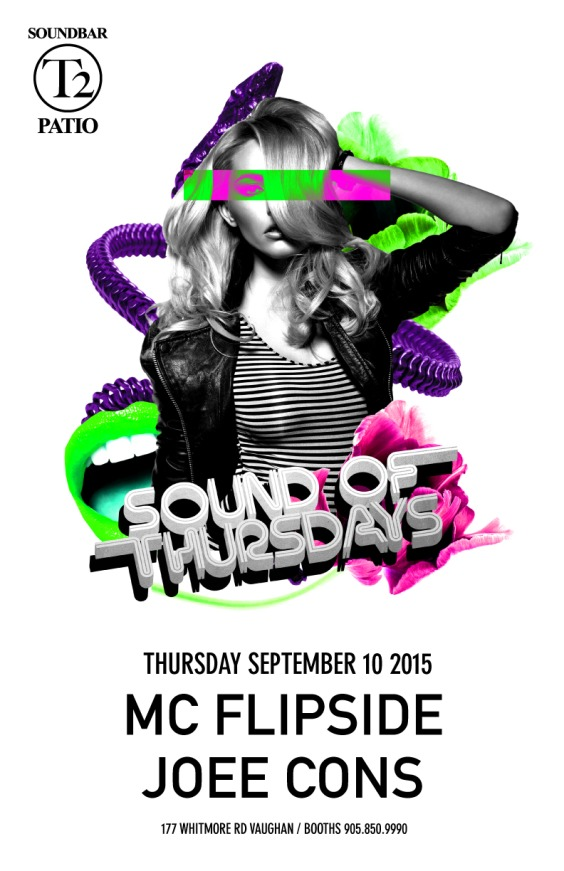 Sound Of Thursdays hosted by Joee Cons w/ Manzone & Strong