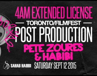 Post Productions | Pete Zoures