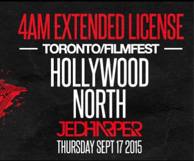 Hollywood North | Jed Harper