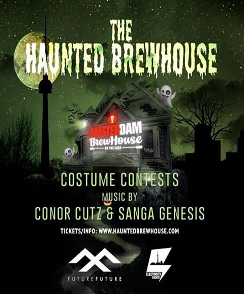 The Haunted Brewhouse
