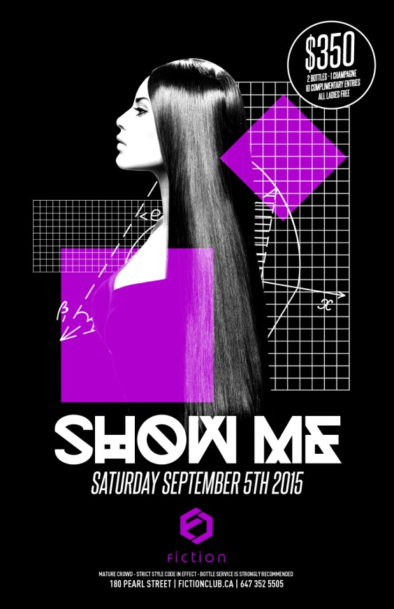 Show Me Saturdays September 5