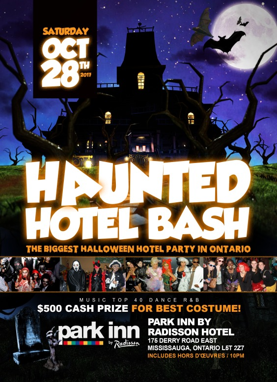 Haunted Hotel Bash