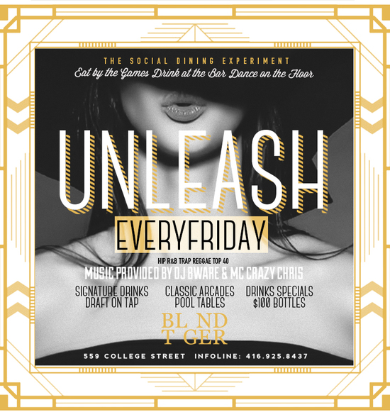 Unleash Every Friday