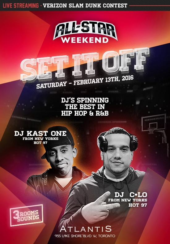 Set It Off All Star Weekend