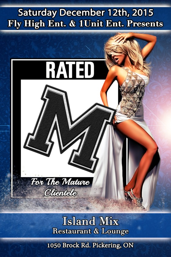 Rated M ~ For The Mature Clientele
