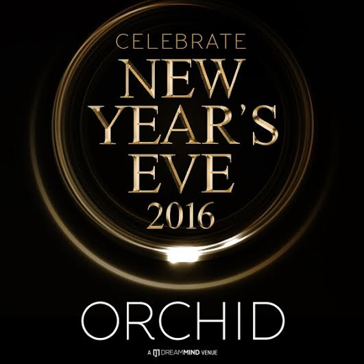 Orchid New Years Eve 2016