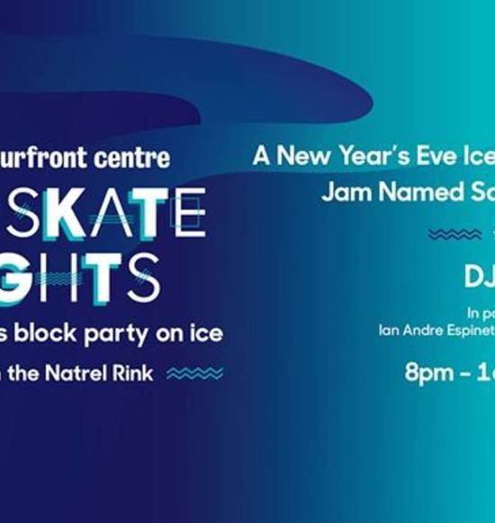 A NYE Ice Skating Jam