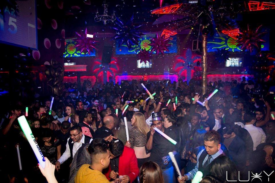 Shine NYE 2021 @ LUXY Nightclub (Vaughan)