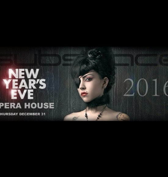 The Opera House New Years Eve 2016