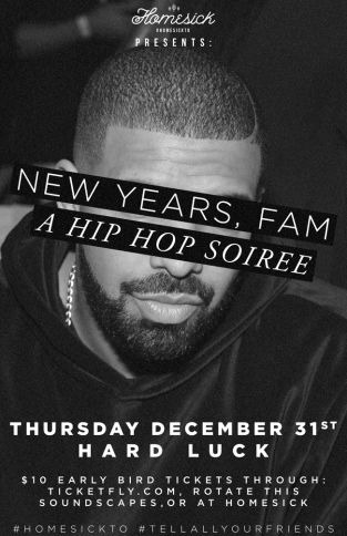 New Years Fam | A Hip Hop Soiree