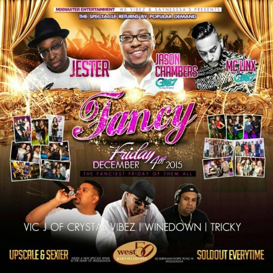 Mixmaster Entertainment Presents-Fancy